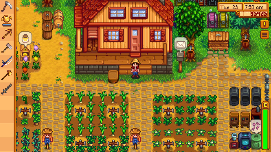 Stardew Valley - Stardew Valley coming to mobile