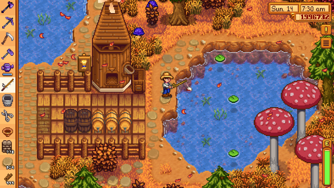 Stardew Valley - Blog