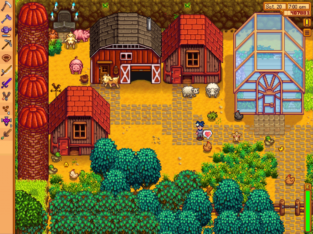 Stardew Valley - Android Version Coming March 14th